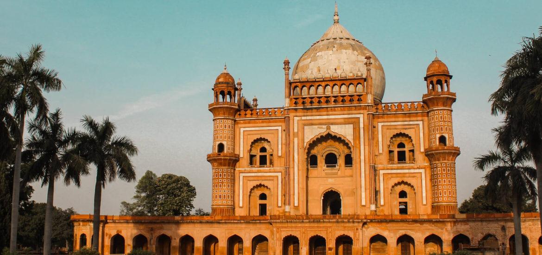Instagrammable Delhi Safdarjung Tomb