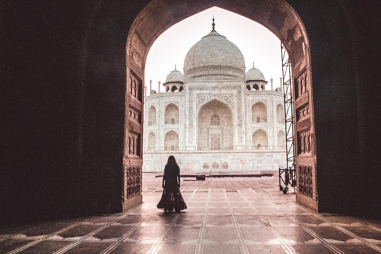 Best Views of the Taj Mahal – Photographing the Taj Mahal