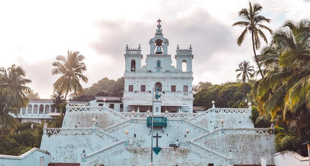 Panjim Church - Things to do in Panjim city