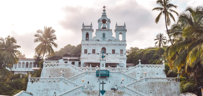 Panjim Church - Things to do in Panjim city