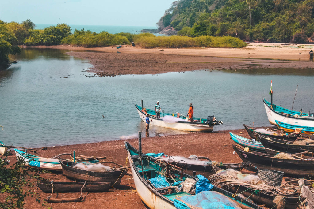 places to visit in Goa in 3 days itinerary - South Goa