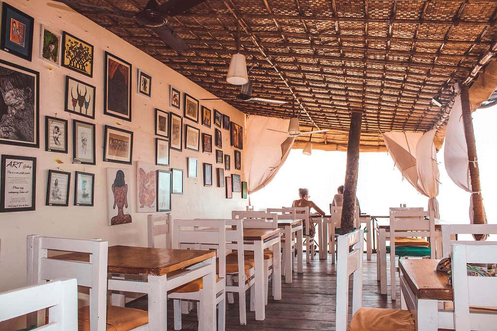Art Resort Palolem beach Goa