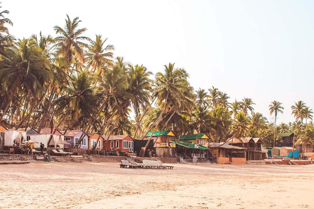 Amazing Palolem Beach Huts + Palolem Travel Guide