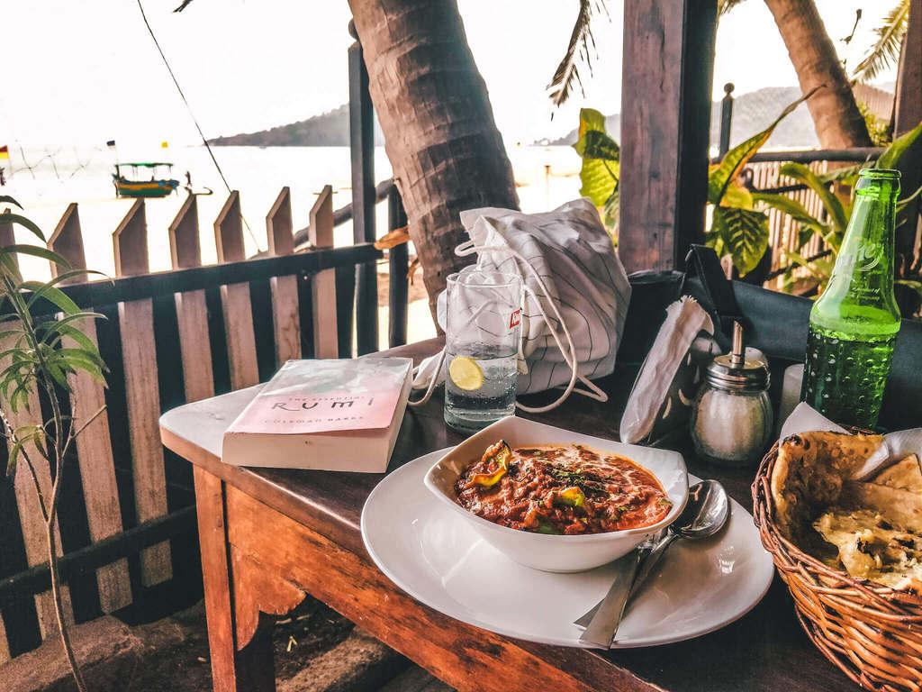 Casa Del Mar - Palolem beach restaurant and beach shack