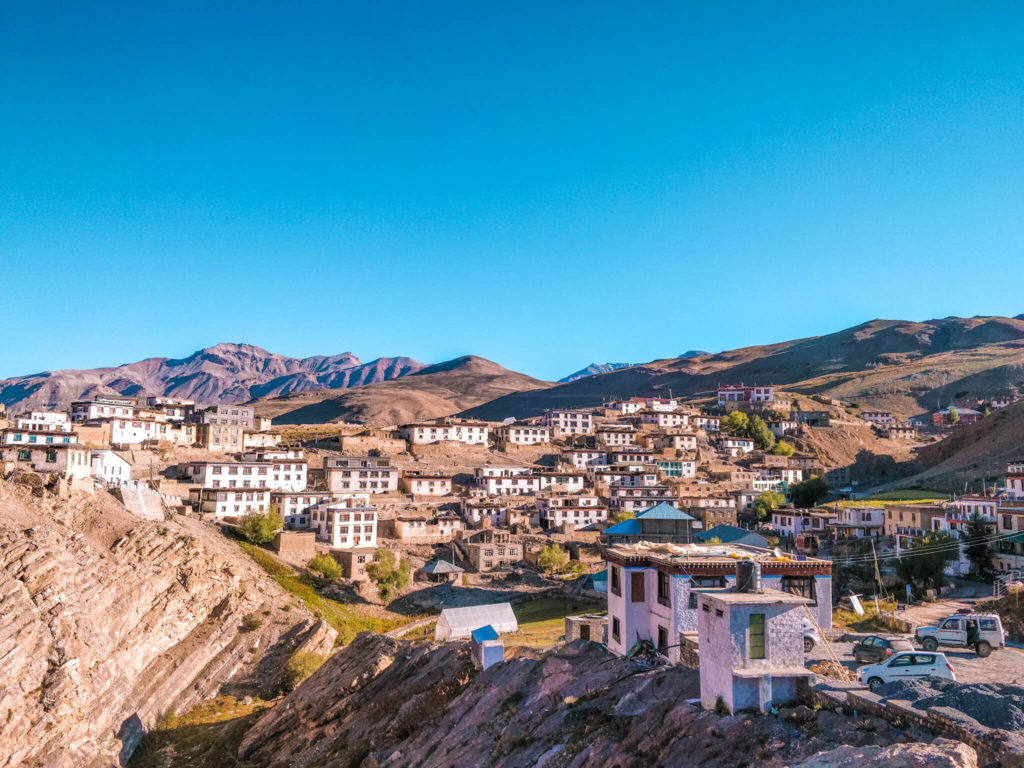 Kibber in Spiti Valley Itinerary