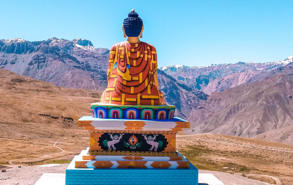 Langza in Spiti Valley Itinerary