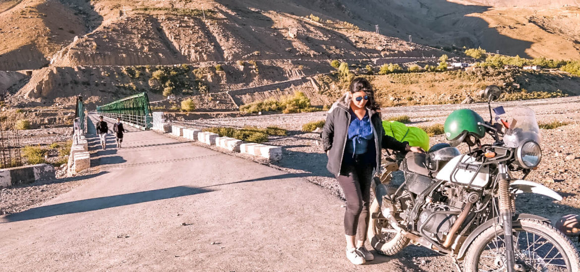 Itinerary for Spiti valley