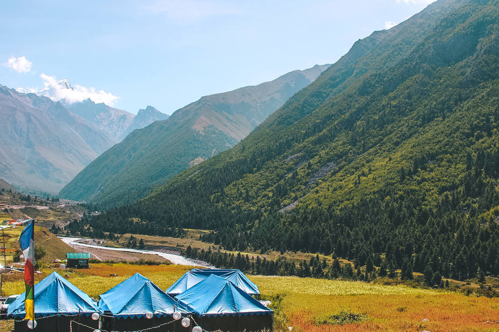Chitkul in the Kinnaur valley itinerary for 10 days