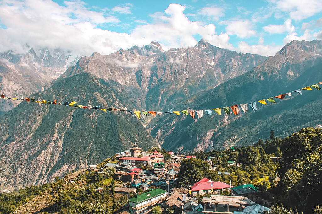 Kalpa in the Kinnaur valley itinerary for 10 days