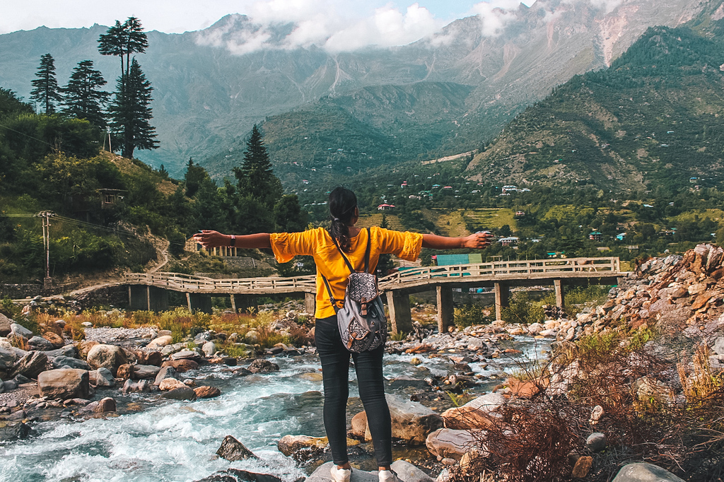 Sangla valley in the Kinnaur valley itinerary for 10 days