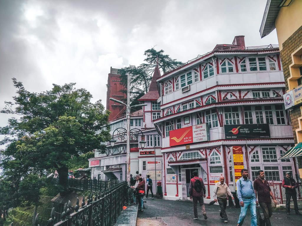 Shimla itinerary and Shimla travel guide