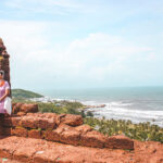 Chapora fort - One of the best places to visit in North Goa