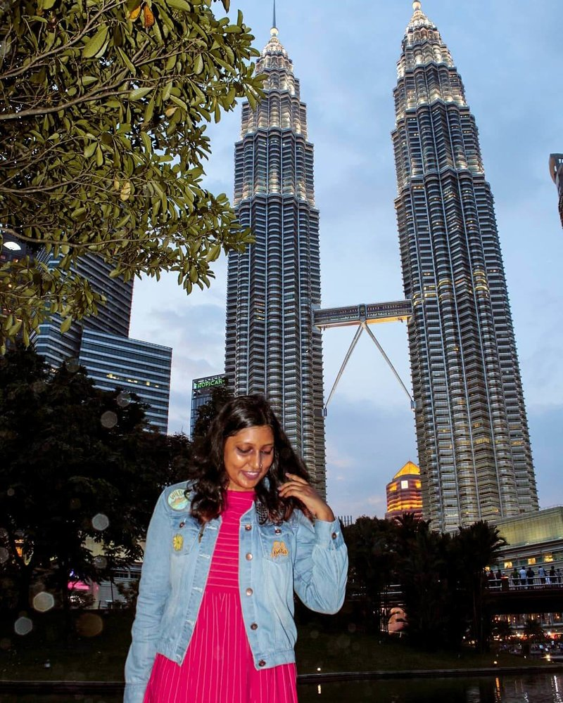 Petronas Twin Towers - Day 1 of things to do in Kuala Lumpur in 3 days
