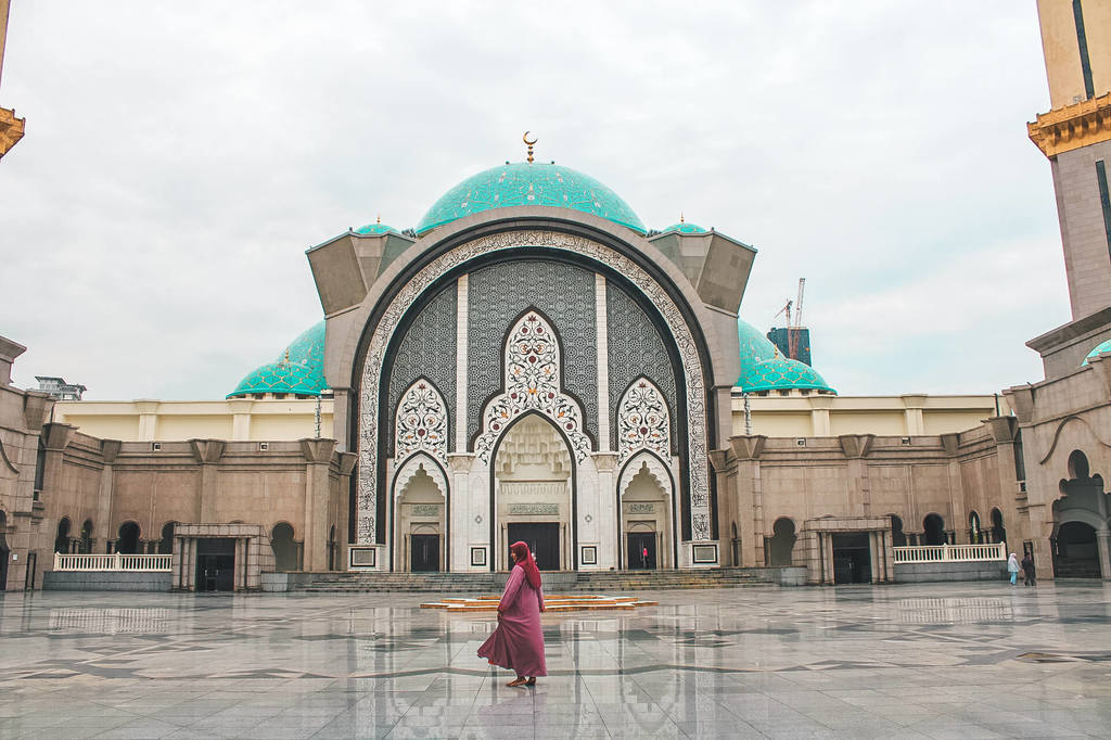 Masjid Wilayah - Day 2 of Kuala Lumpur itinerary for 3 days