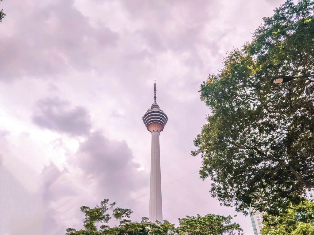Menara KL Tower - Day 1 of things to do in Kuala Lumpur in 3 days