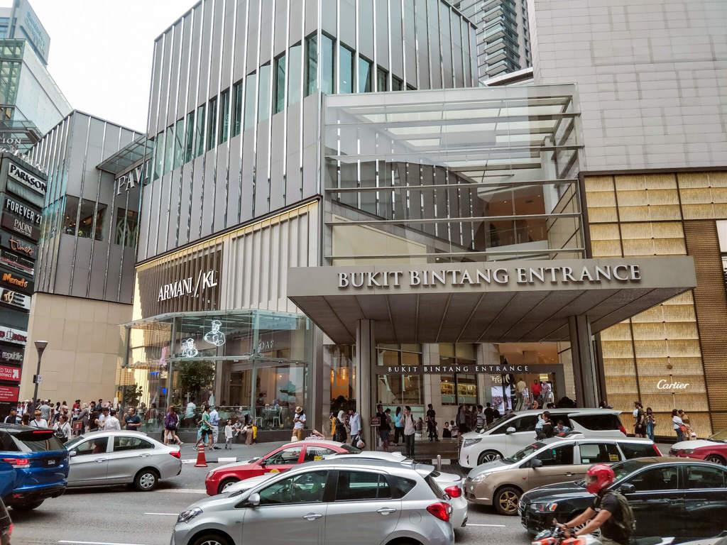 Shopping in Kuala Lumpur - Bukit Bintang