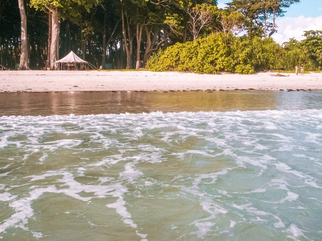 Best places to visit in Andaman and Nicobar islands trip - Havelock island radhanagar beach