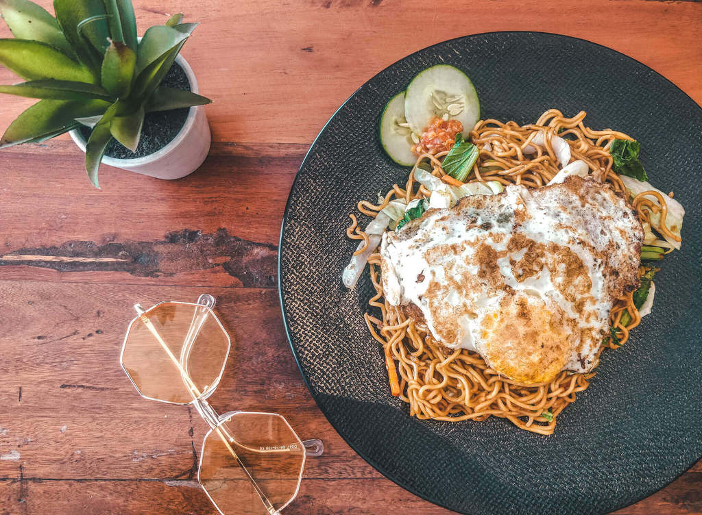 Where to eat in Bali during a budget trip to Bali - Local warungs