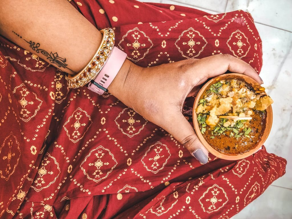 Varanasi Street Food, Places to Eat in Varanasi - Tamatar chaat
