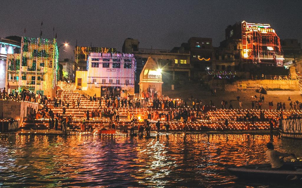 Dev Diwali - Places to Visit in Varanasi in 2 Days - 2 Day Varanasi Itinerary