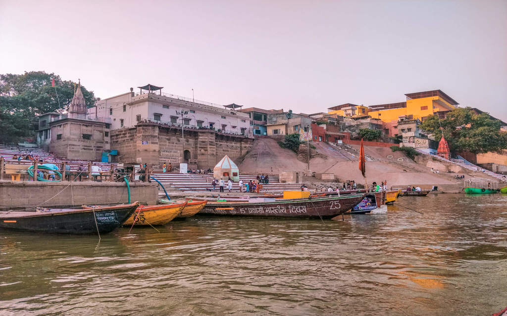 Assi Ghat - Places to Visit in Varanasi in 2 Days - 2 Day Varanasi Itinerary