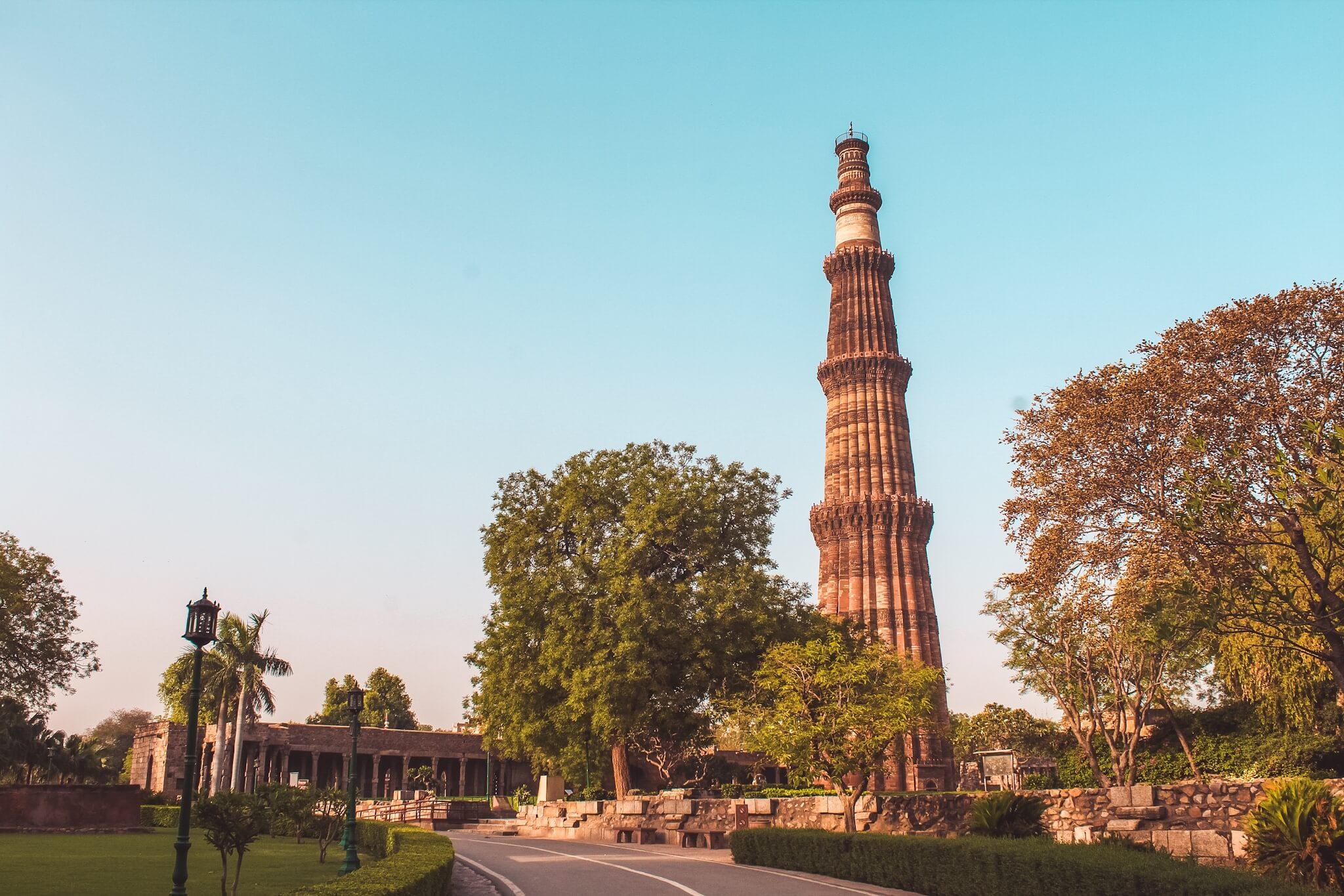 New Delhi Travel Guide - Places to visit in Delhi, India