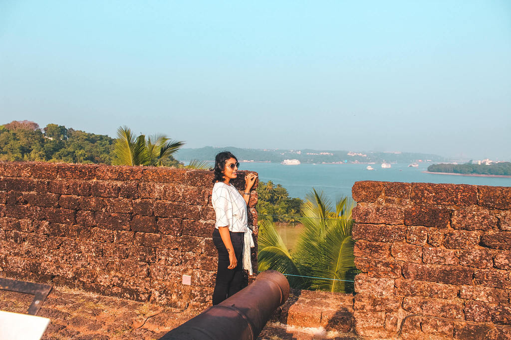 Insider's Travel Guide to Goa - Places to visit in Goa - forts