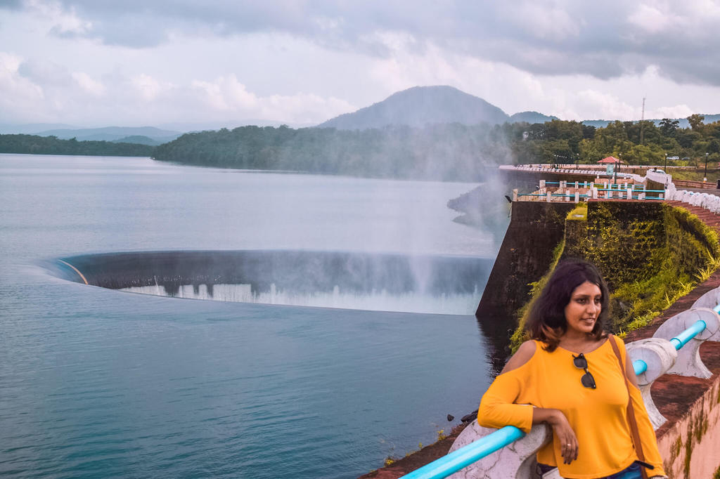 Insider's Travel Guide to Goa - Places to visit in Goa - Salaulim dam