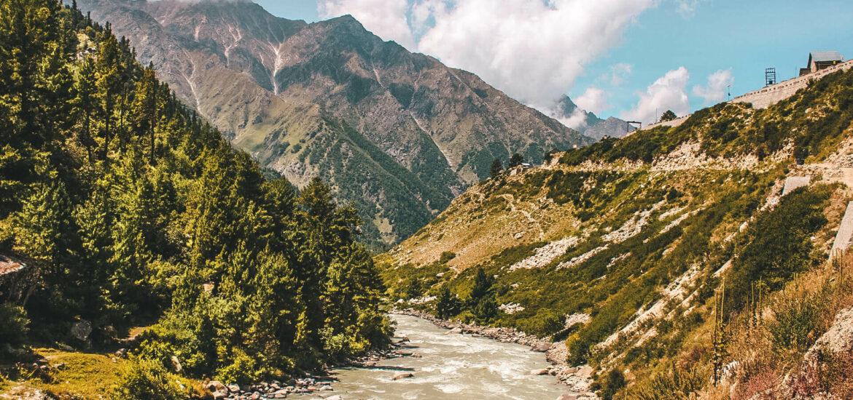 Delhi to Chitkul Village, Himachal Pradesh