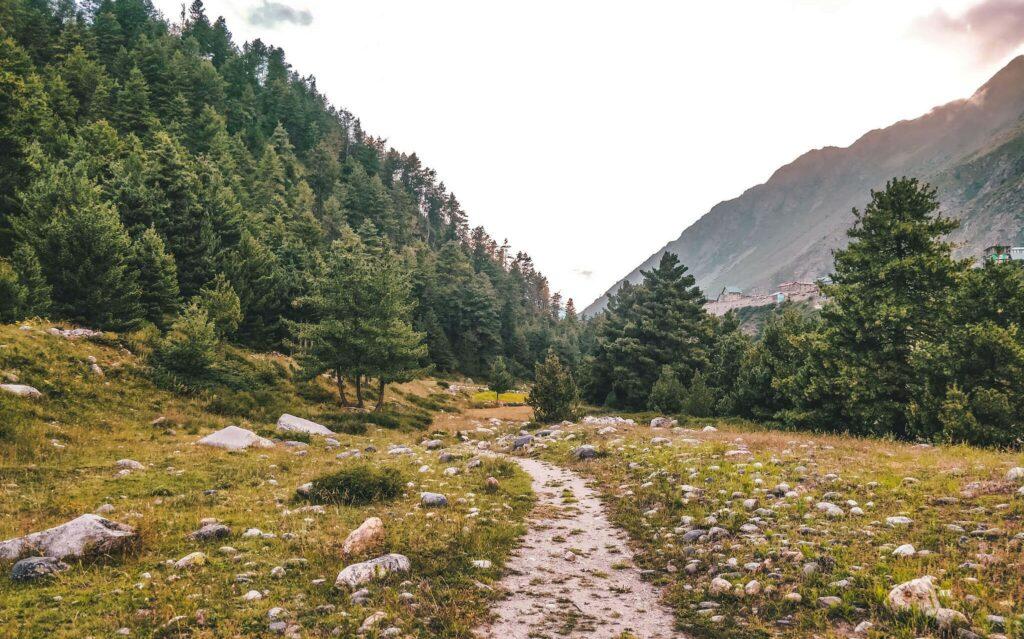 Delhi to Chitkul Village, Himachal Pradesh - Things to do in Chitkul -Hiking