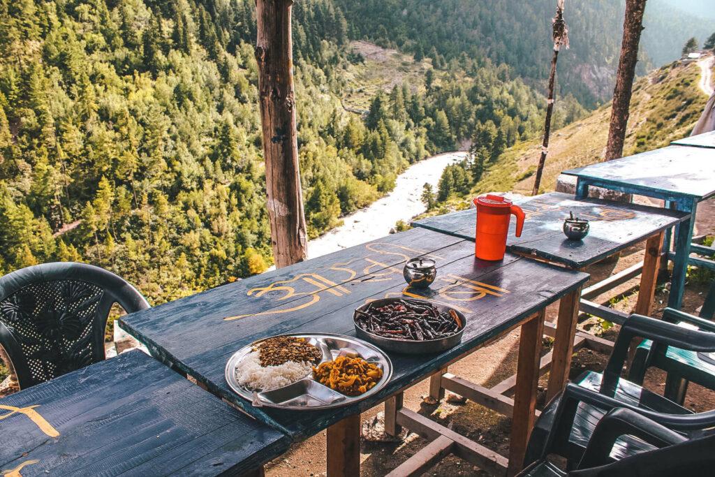 Delhi to Chitkul Village, Himachal Pradesh - Where to Eat in Chitkul - Hindustan ka Akhri Dhaba