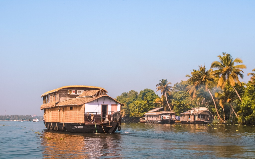 Alleppey - Backpacking Kerala travel guide and Kerala itinerary for 10 days