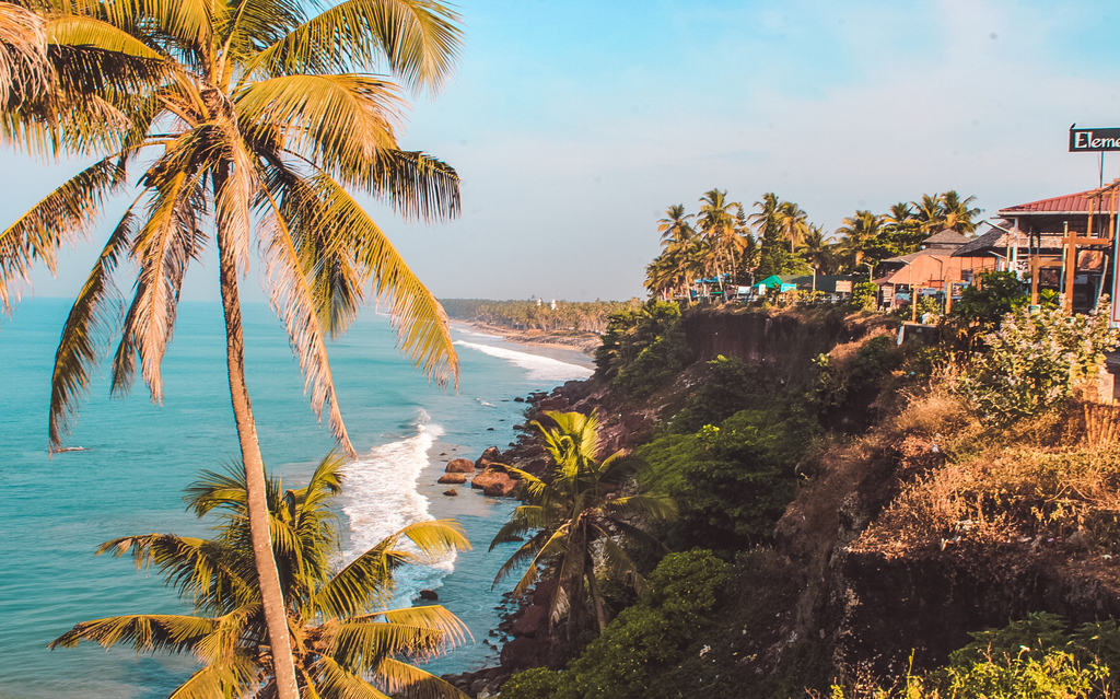 Varkala - Backpacking Kerala travel guide and Kerala itinerary for 10 days