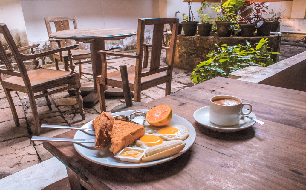 Top cafes in Fort Kochi - Farmer's cafe