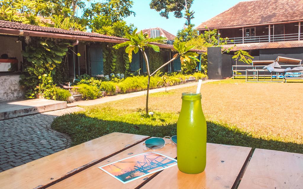 Best cafes in Fort Kochi - Pepper House cafe