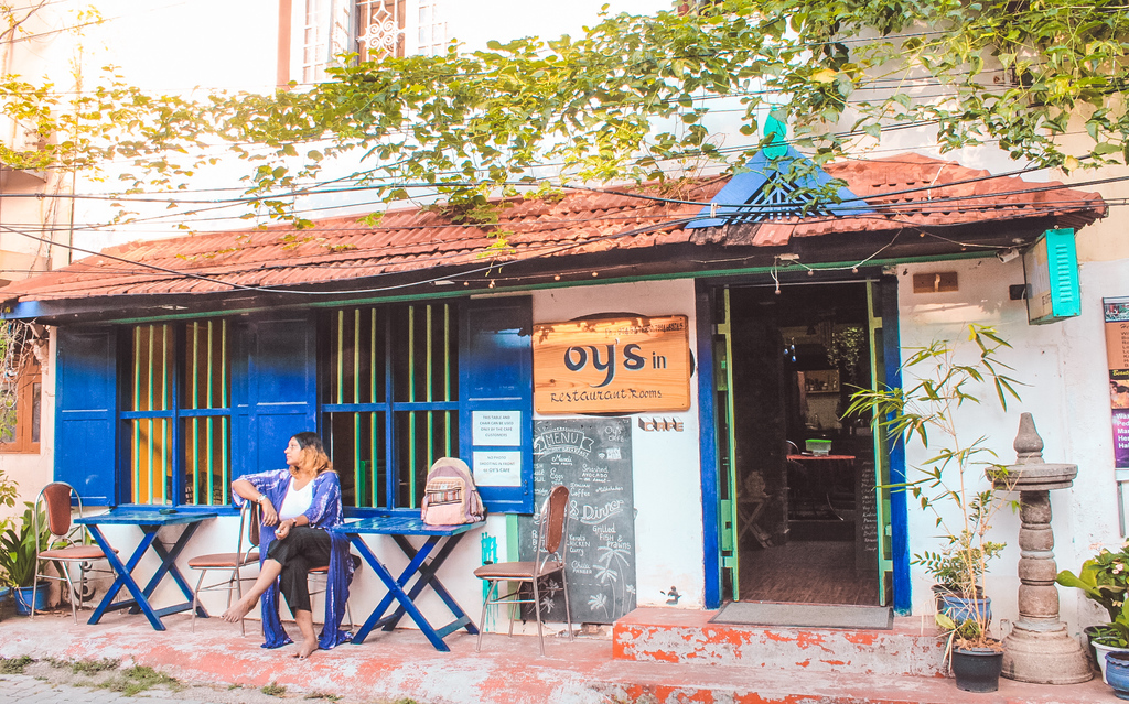 Top 10 Art Cafes in Fort Kochi, Kerala