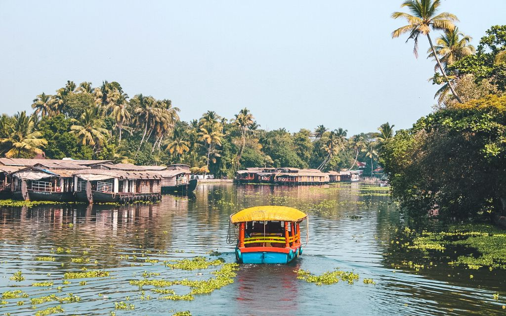 Travel guide to Alleppey Kerala