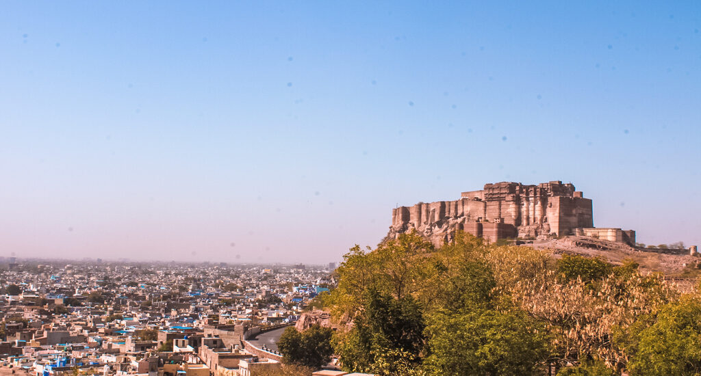 Jodhpur Itinerary - best places to visit in Jodhpur in 2 days