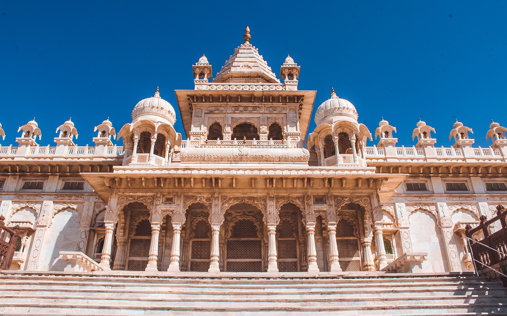 Jaswant thada in Jodhpur itinerary - best places to visit in Jodhpur in 2 days