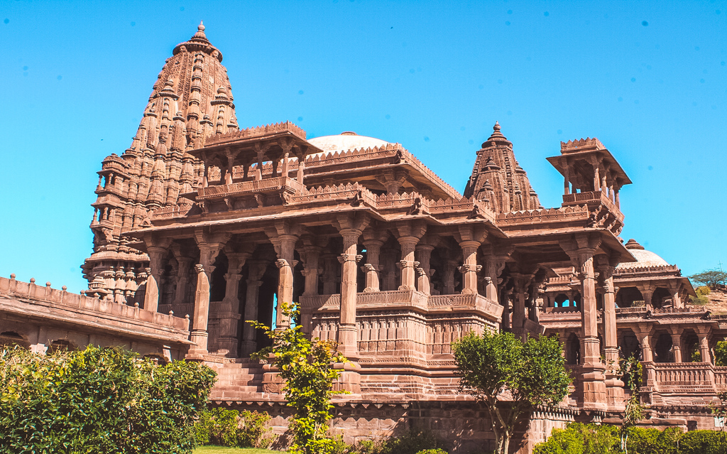 Mandore Gardens in Jodhpur itinerary - best places to visit in Jodhpur in 2 days