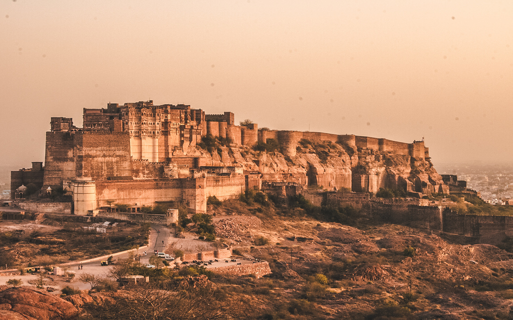 Jodhpur sunset viewpoint in Jodhpur Itinerary - best places to visit in Jodhpur in 2 days