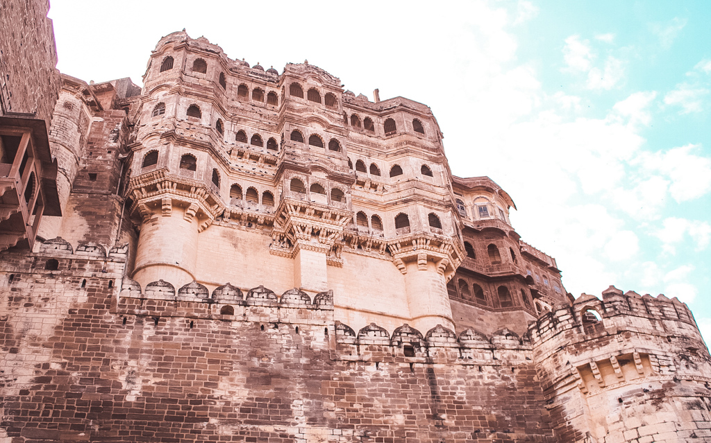 Mehrangarh fort in Jodhpur itinerary - best places to visit in Jodhpur in 2 days