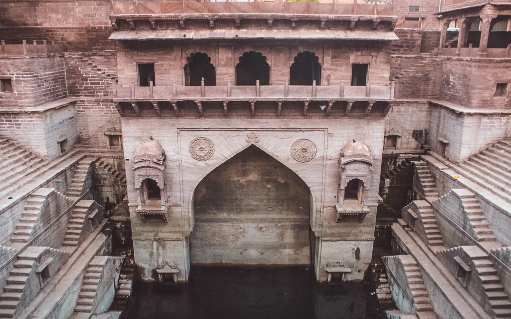 Toorji ka Jhalra in Jodhpur itinerary - best places to visit in Jodhpur in 2 days