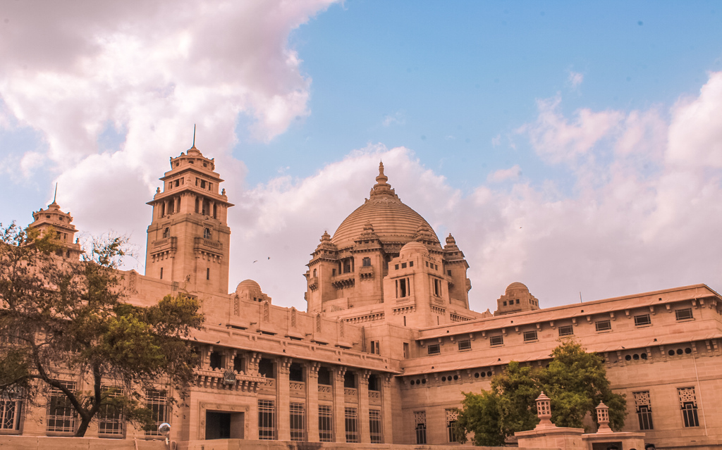 Umaid Bhawan Palace in Jodhpur itinerary - best places to visit in Jodhpur in 2 days