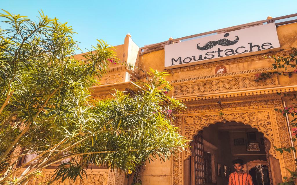 Where to stay in Jaisalmer - Moustache Jaisalmer