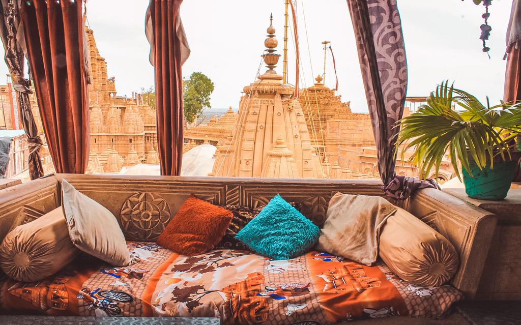 Restaurant inside Jaisalmer fort