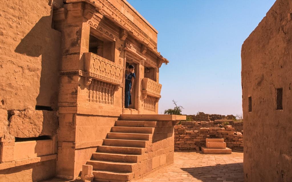 Kuldhara abandoned village in Jaisalmer travel guide