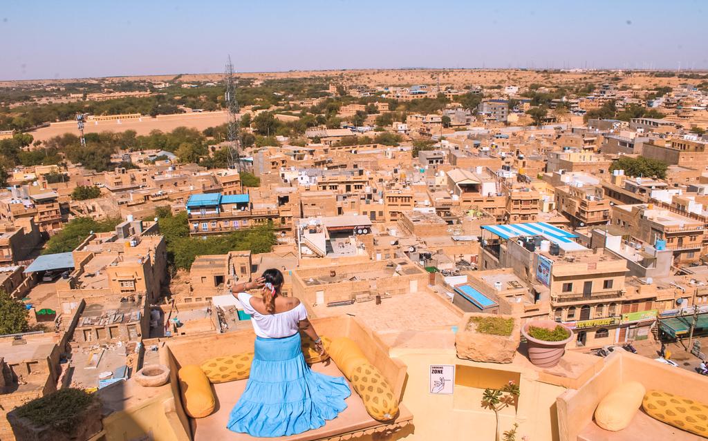 Where to stay in Jaisalmer - Zostel Jaisalmer