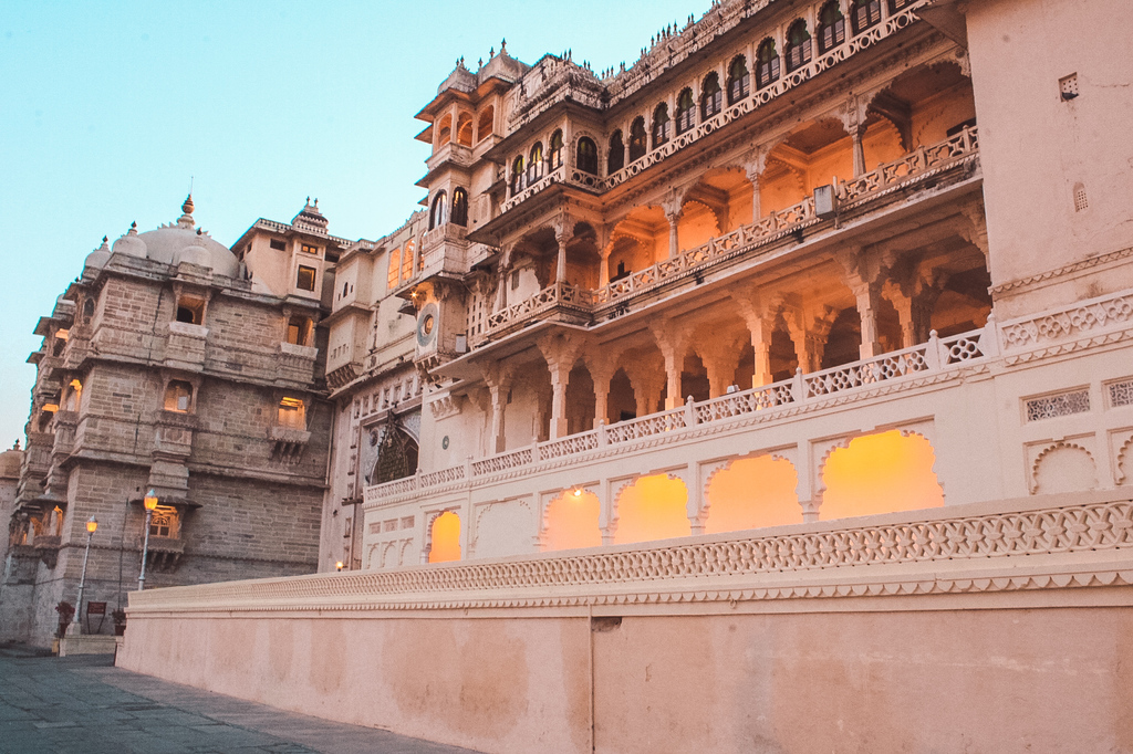 City Palace Places to visit in Udaipur in 2 days