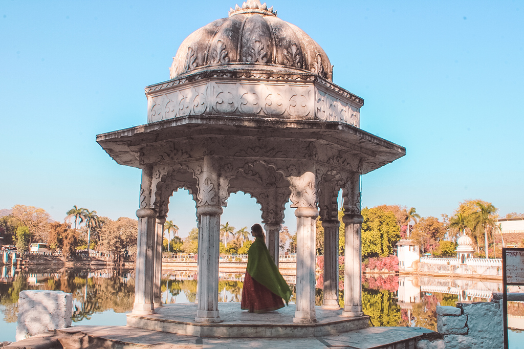 Doodh talai in Places to visit in Udaipur in 2 days & Udaipur travel guide